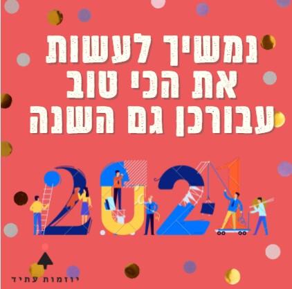 Yozmot Atid- 2021